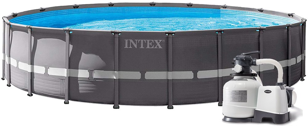 Каркасный бассейн Intex Ultra Xtr™ Frame 610х122 [26334]